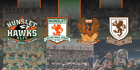 Hunslet RLFC Sporting Heritage Day Reminiscence Event tickets