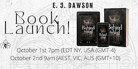 E. J. Dawson - Virtual Book Launch! tickets