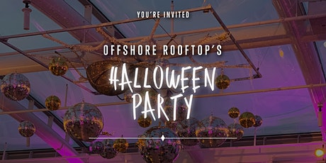 HALLOWEEN PARTY AT OFFSHORE ROOFTOP tickets