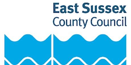 ESCC Public Health Winter Preparedness 2021 tickets