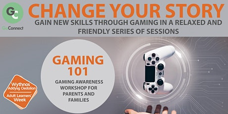 Gaming 101 - video game awareness workshop for parents/families tickets