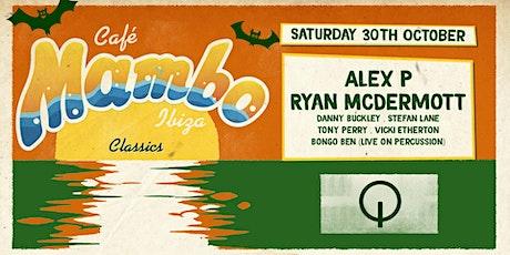 Cafe Mambo Ibiza Classics Halloween in London tickets