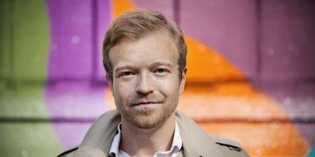 Im Kopf eines Teenagers – Buchpremiere mit Lars Halse Kneppe tickets