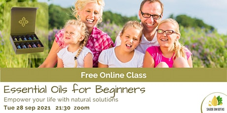 """Class """"Essential Oils for Beginners"""" tickets"""