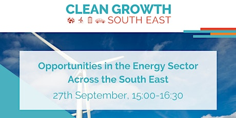 Opportunities in the Energy Sector Across the South East tickets