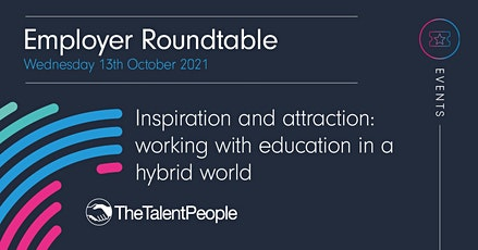 October Employer Roundtable tickets