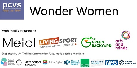 Wonder Women Art Workshops tickets