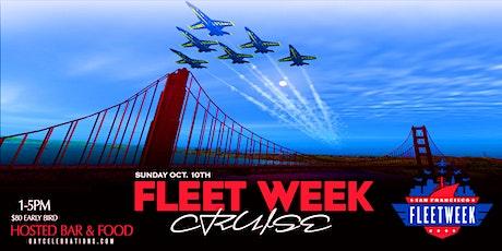 FLEET WEEK CRUISE AIR SHOW tickets