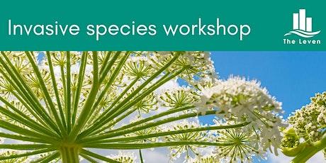 Invasive species workshop tickets