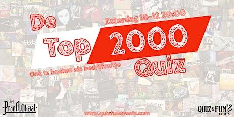 De Top 2000 Quiz | Waalwijk tickets
