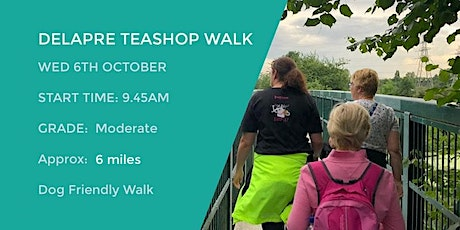 DELAPRE AND WASHLANDS | 6 MILES | MODERATE | NORTHANTS tickets