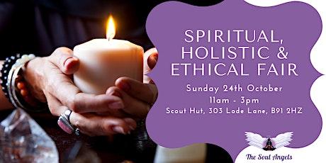 Spiritual, Holistic & Ethical Fair tickets