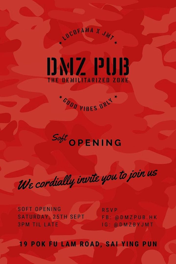 The DMZ Homecoming image