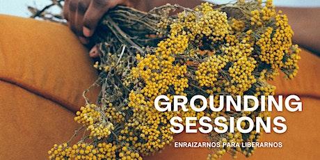 Grounding Sessions (sesiones sueltas) boletos