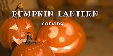 Pumpkin Carving tickets