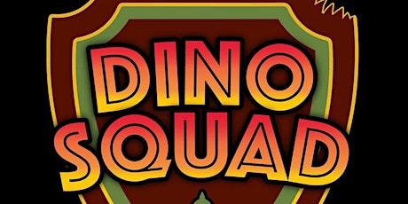 Dino Squad Tour NORWICH tickets
