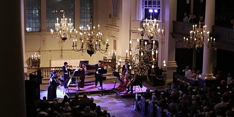 Vivaldi's Four Season by Candlelight - Sun 7 Nov, St. Patrick's Cathedral tickets
