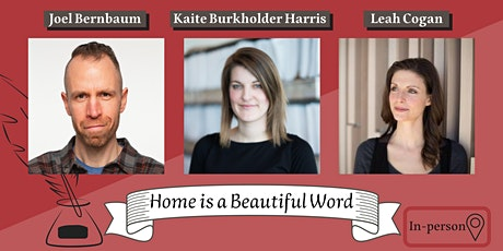 Home is a Beautiful Word (In-person) tickets