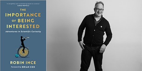 Robin Ince - The Importance of Being Interested tickets