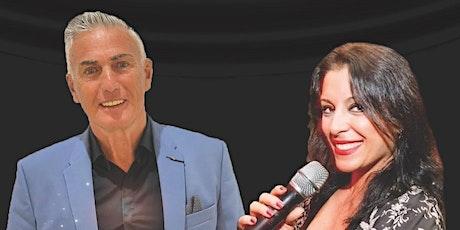 Fred Díaz & Vicky Madera 'Showtime' | Da Bruno Sulmare entradas