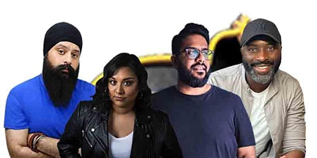 Desi Central Comedy Show - Northampton tickets