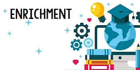 Year 7 - Enrichment tickets
