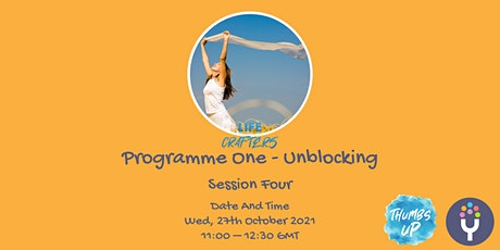 Life Crafters: Programme One - Unblocking Part 4 tickets