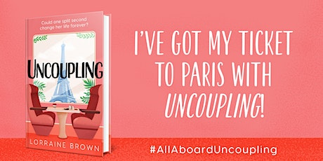 An online evening with author Lorraine Brown discussing her book Uncoupling tickets