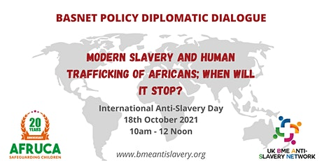 Modern Slavery and Human Trafficking of Africans; When will it stop? tickets