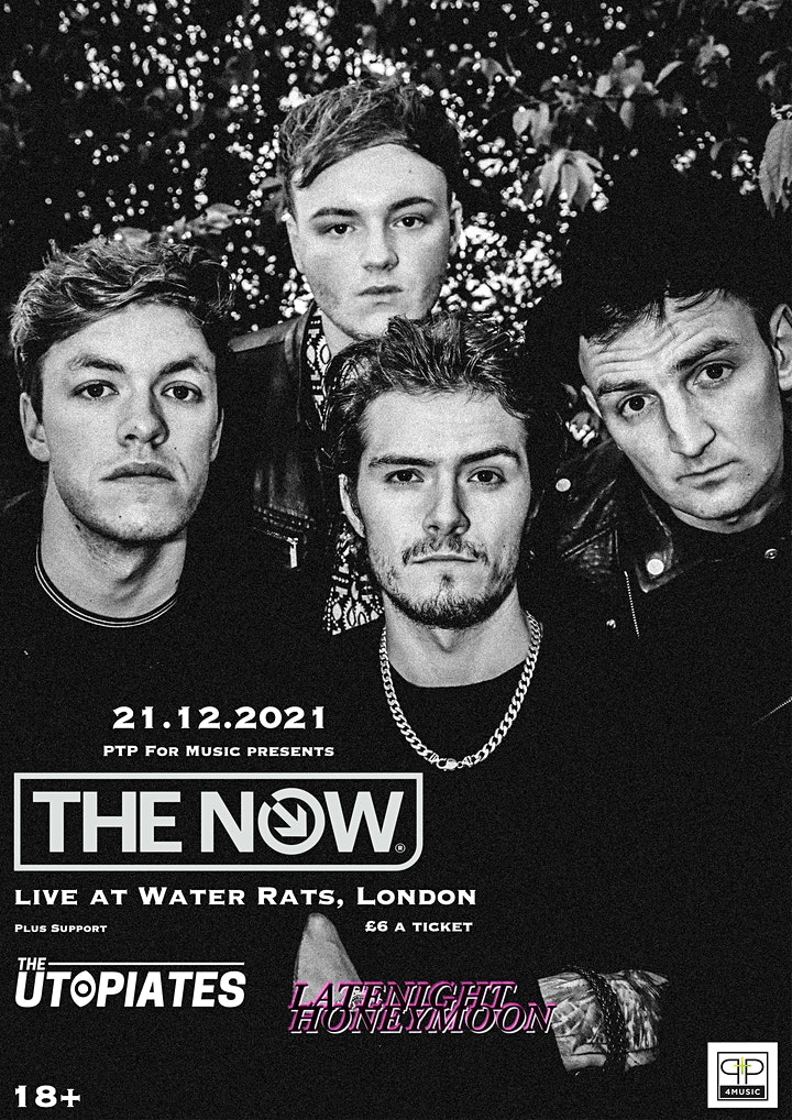 The Now Live at The Water Rats, London image