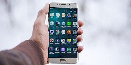 Tablettes et smartphones billets