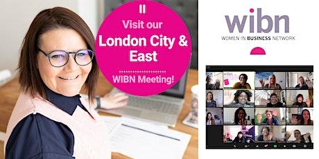 Women in Business Network  - London City & East tickets