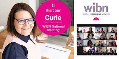 Women in Business Online Networking – National Curie Group