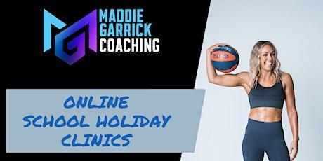 MG Coaching Virtual Holiday Clinic (6-9 years) tickets