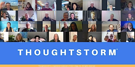 Online Thoughtstorm® Topic: Fear tickets