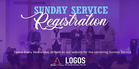 September 26th Sunday Service 10am tickets
