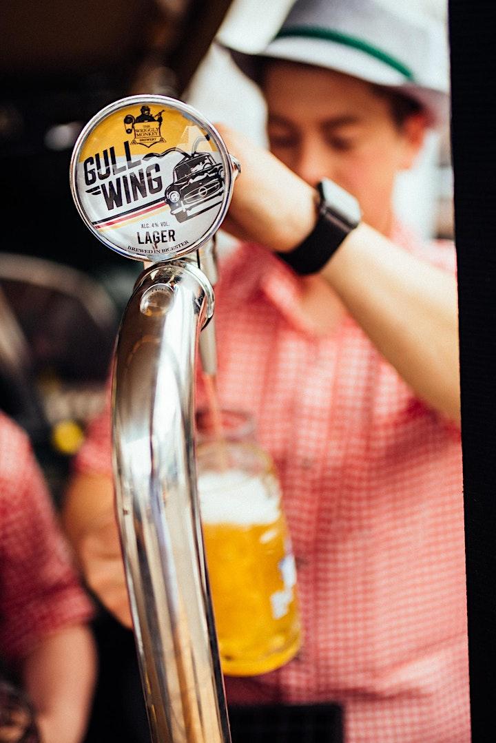 The Wriggly Monkey Brewery presents Oktoberfest 2021 image