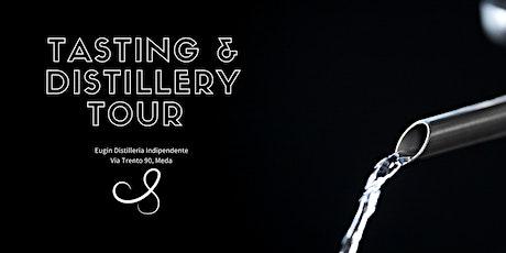 Eugin Tasting & Distillery Tour biglietti
