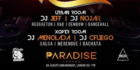 KARMA VIP LATIN EVENT@PARADISE tickets