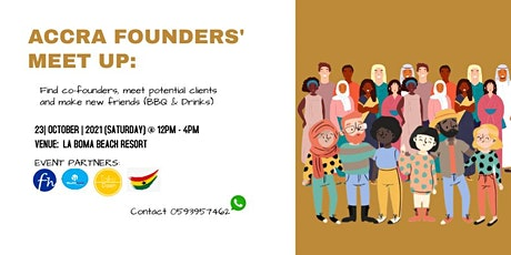 ACCRA FOUNDERS' MEET UP tickets