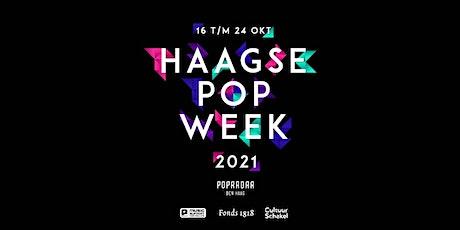Haagse Popweek 2021: Workshop Songwriting Maxine tickets