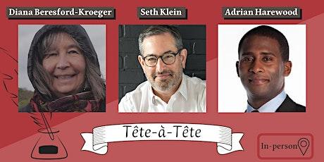 Tête-à-Tête (In-person) tickets