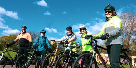 FWN & Glasgow Canals Creative Cycle Rides tickets
