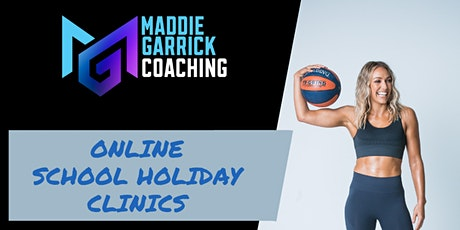 MG Coaching Virtual Holiday Clinic  (10-13 years) tickets
