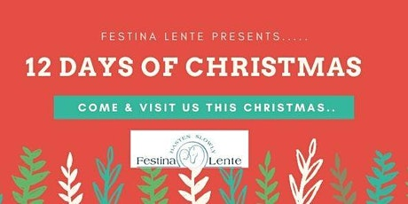 12 Days Of Christmas tickets