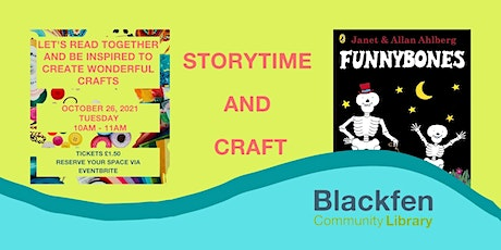 Funnybones - Story and Craft tickets