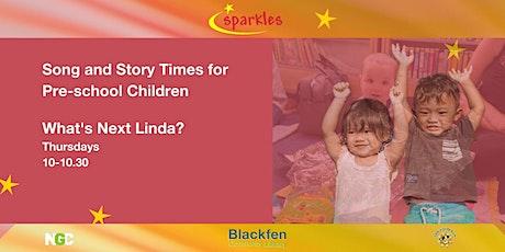 What's Next Linda? tickets