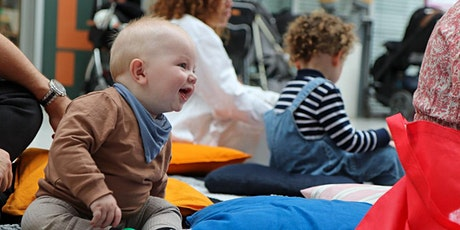 Sensory Stories and Rhymes tickets