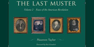 """DAR Author Talks - """"The Last Muster Vols. I & II"""" by..."""