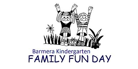 Barmera Kindergarten's Family Fun Day tickets
